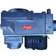 Газовый клапан Beretta R106250 Honeywell VK4115V (бок)