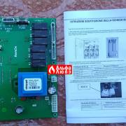 Плата управления beretta R107584 на котел Beretta Power Plus с инструкцией