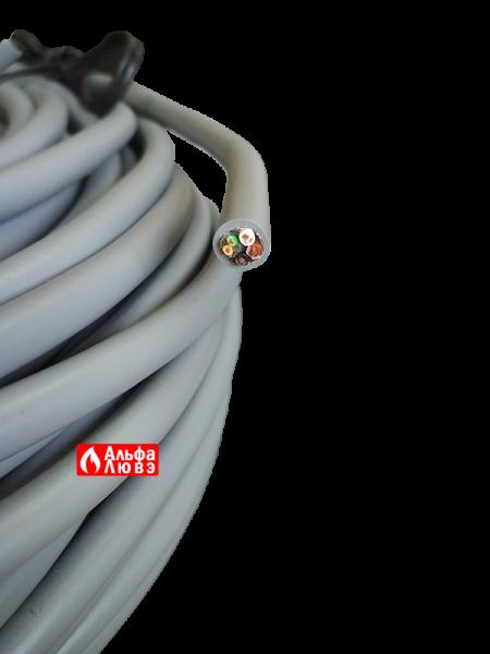 Провод Riello 20046861 для подключения пульта управления горелки (жилы)