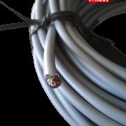 Провод Riello 20046861 для подключения пульта управления горелки (жилы крупно)