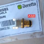 Реле (датчик) давления воды Beretta 20003181, 10028141 для котла City, Ciao, Mynute (вид сбоку)