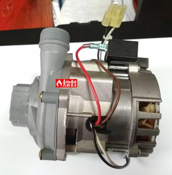 Циркуляционный насос Master Gas Seoul CS-0108DSB арт БалтГаза 2050118 (вид сбоку)