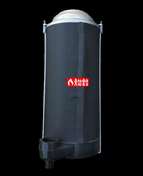 Теплообменник конденсационный Beretta 20049127 на котел Beretta Power Plus 50M, 100M, 100S (вид прямо))