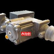 Газовый клапан NordGas NV011222901 ALL GAS 0051BN2206 для газового котла Альфа-Калор 2008-2009 года выпуска (вид снизу)