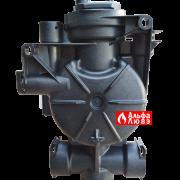 Циркуляционный насос Grundfos UPS15-50 A0 MK11, PN 59945536. Beretta 20002906 Riello — 4366433 (вид сзади)
