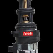 Трехходовой клапан Viessmann 7824699 для газового котла Viessman VH 1B (вид сзади)