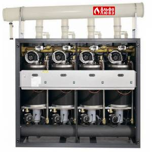 Конденсационный котел Riello Condexa Pro 3 мощностью от 230 до 460 кВт