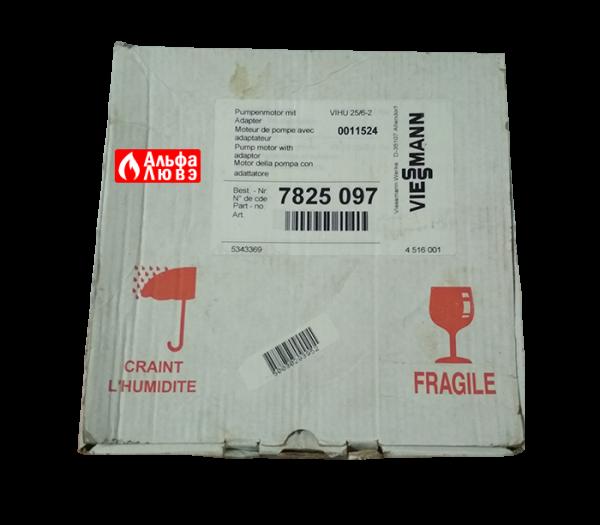 Коробка циркуляционного насоса для котла Viessmann 0011524 VIHU 25-6 2 Wilo 7196003