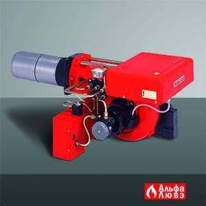 Мазутная горелка Riello Press от 85 до 1140 кВт