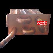 Теплообменник на котел MasterGas Seoul 11 14 16 21 кВт Артикул 2070549 (вид подключения другой)
