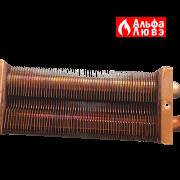 Теплообменник на котел MasterGas Seoul 11 14 16 21 кВт Артикул 2070549 (вид сбоку)