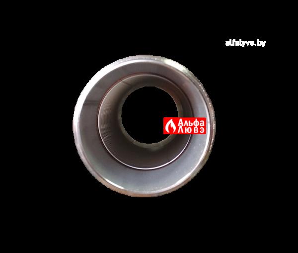 Антивибрационная вставка GA 50 для газовой горелки Riello — артикул 3891053 (изнутри)