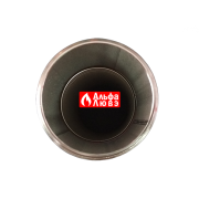 Антивибрационная вставка GA 50 для газовой горелки Riello — артикул 3891053 (вид прямо)