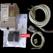 Блок контроля герметичности Dungs 219878 (с проводом, разъемом для подключения, инструкцией)
