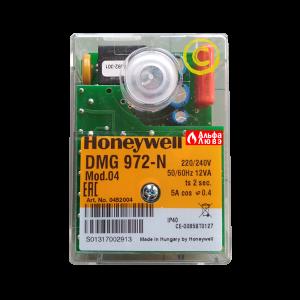 Блок управления HoneyWell DMG 972-N mod 04 артикул 0452004