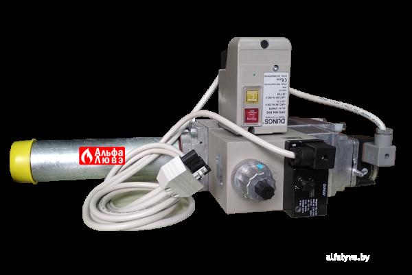 Газовая рампа (газовый мультиблок) Riello MB 420-1 CT RSM 30, размер 2 дюйма, артикул — 3970234 (бок)