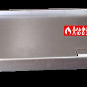Панель боковая камеры сгорания Beretta 10027646 (Combustion Chamber Lateral Panel) (вид спереди)