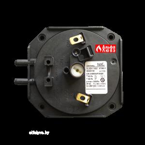 Прессостат (датчик-реле давления воздуха) Krom Schroder DL2EH-1 60Z 67089 P