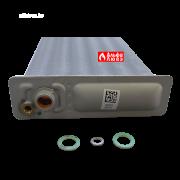Теплообменник R10020513 с отверстием под датчик NTC на котел Beretta City 35 CSI