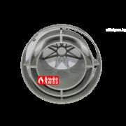 Решетка защитная Ø60-100 для любого вида котла 68195 (вид снизу)