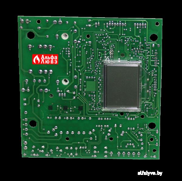 Плата управления 40-00019 на котел АОГВ Альфа-Калор 95 ЗП (обратная сторона)