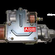 Газовый клапан 2030280 на котел Master Gas Seoul 11, 14, 16, 21, 24, 30, 35 (вид двух обмоток)