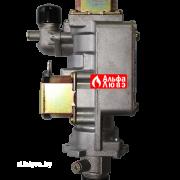 Газовый клапан 2030280 на котел Master Gas Seoul 11, 14, 16, 21, 24, 30, 35 (вид сбоку)