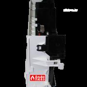 Контроллер управления (плата управления) Viessmann 7831255 на котел Viessmann Vitopend 100 WH1D 24 кВт, 30 кВт (вид сбоку)
