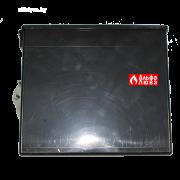 Плата электронная 2080897 в чехле на котел Master Gas Seoul 11, 14, 16, 21 (вид снизу)