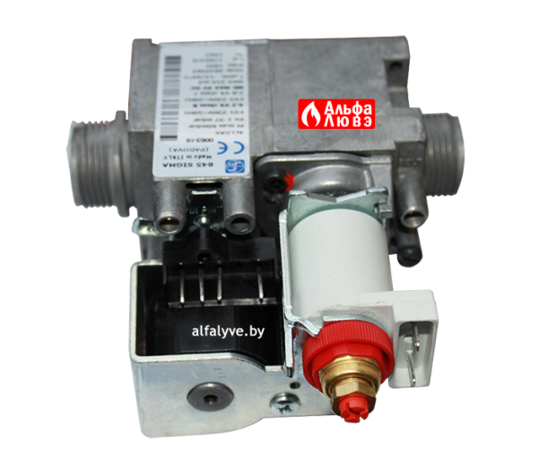 Газовый клапан Immergas 1-021496 и 1-014365 на газовый котел Immergas Eolo, Nike, Avio, Zeus, Hercules