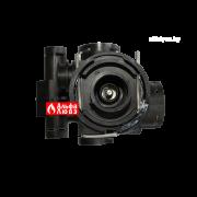 Трехходовой клапан Beretta 10026508 для котла Beretta Exclusive Mix 26, 30, 35, City 24, City 25 Green (вид сверху)
