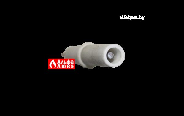 Электрод розжига Beretta R106851 на котел Beretta Avtonom 18, 27, 35, 43, 51, 61, 70, 78  (вид снизу)