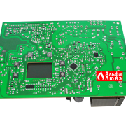 Плата управления Immergas 1.025378 (старый код — 1.030808) на котел Immergas Eolo Star 24 3 E, Nike Star 24 3 E производства Nordgas (обратная сторона)