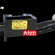 Трансформатор розжига Beretta R10021272 на котел Beretta City Ciao, Ciao N, Ciao Nord (вид сбоку)