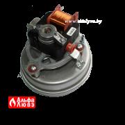 03 Вентилятор 37029LA Fime GR03710 L25XOE12-03 для котла Альфа-Калор АОГВ 24 ЗП (вид сверху)
