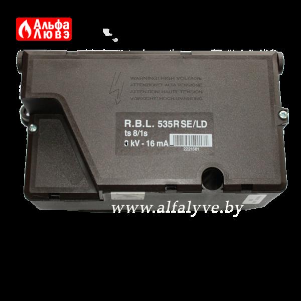 02 Автомат горения RBL 535R SE-LD Riello 3008652 на горелки RDB1, RDB 2-1, RDB 2-2, RDB 3-2, RDB 2 (шильда)