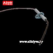 03 Электрод контроля пламени Beretta RKC19 (RielloR101851) на котел Beretta Novella, Fabulla (вид электрода)