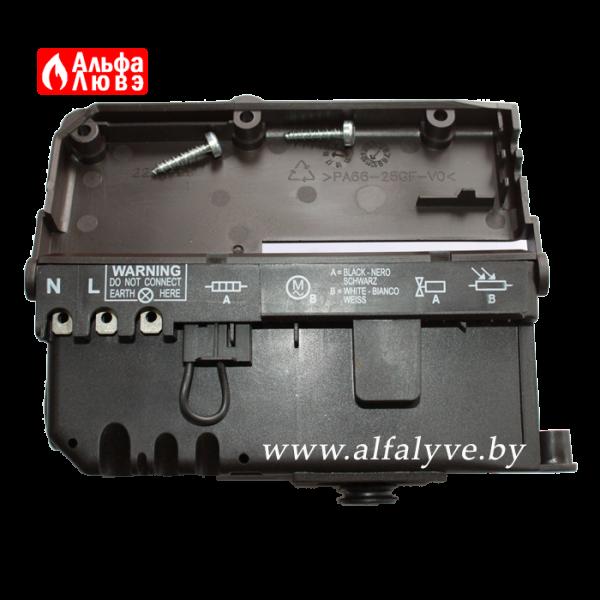 05 автомат горения RBL 535R SE-LD Riello 3008652 на горелки RDB1, RDB 2-1, RDB 2-2, RDB 3-2, RDB 3 (подключения)