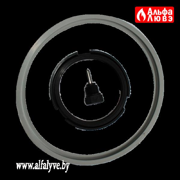 05 Прокладки в комплекте с всасывающим каналом 20007061 (Suction duct) котла Beretta Mynute Boiler Green 25, 32 BSI
