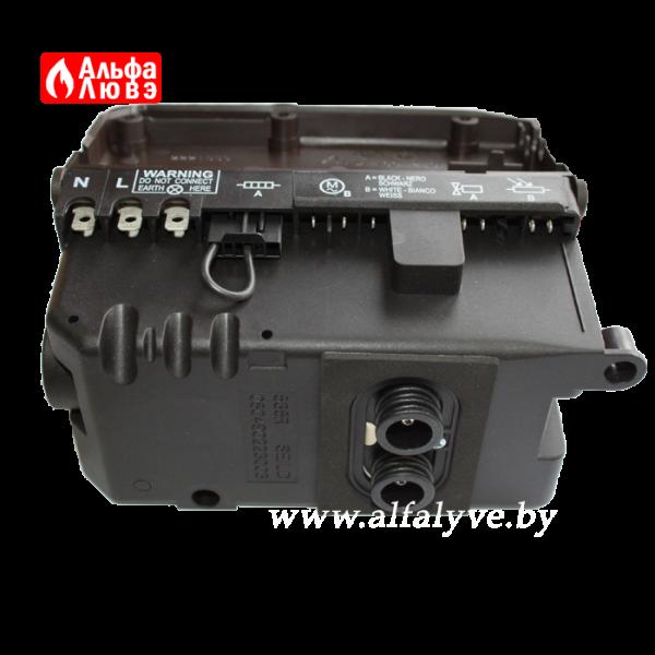 06 автомат горения RBL 535R SE-LD Riello 3008652 на горелки RDB1, RDB 2-1, RDB 2-2, RDB 3-2, RDB 3 (вид подключений)