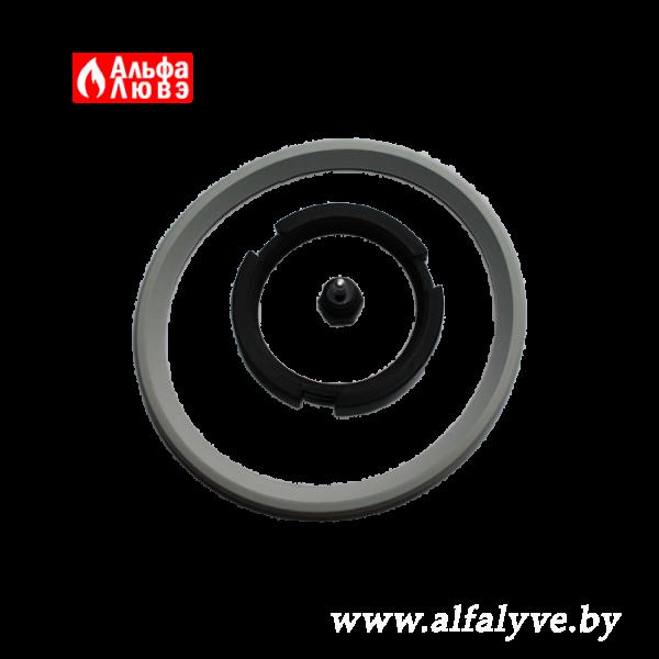 07 Прокладки в комплекте с всасывающим каналом 20007061 (Suction duct) котла Beretta Mynute Boiler Green 25, 32 BSI