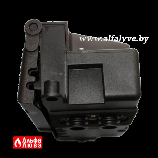 08 Автомат горения RBL 535R SE-LD Riello 3008652 на горелки RDB1, RDB 2-1, RDB 2-2, RDB 3-2, RDB 8 (вид сзади)