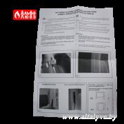 08 Документация по всасывающему каналу 20007061 (Suction duct) к котлу Beretta Mynute Boiler Green 25, 32 BSI