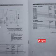Инструкция по плате управления 7831047 для котлов Viessmann Vitopend WH1B, AH1B, WHKB без дисплея с двумя ручками 5