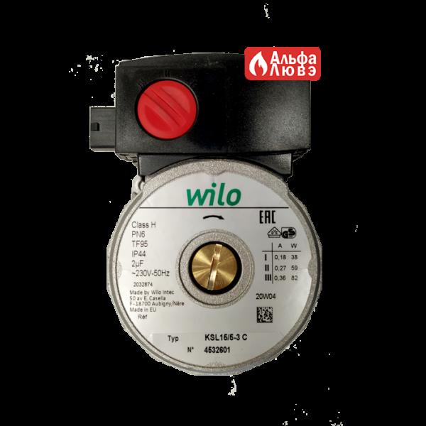 Двигатель циркуляционного насоса WILO KSL15/5-3 C