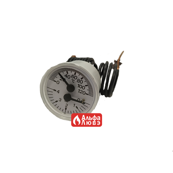 Манометр / термометр Beretta