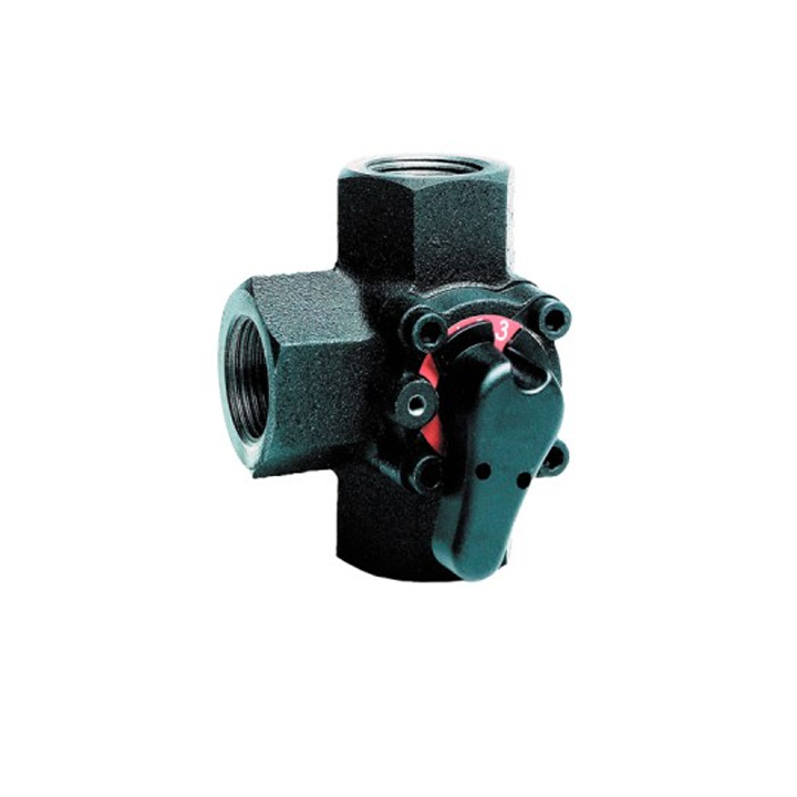 3-ходовые клапаны и приводы