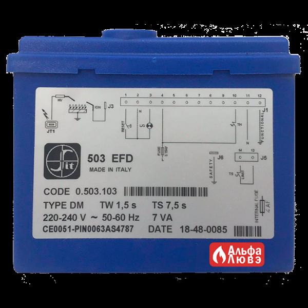 Автоматика розжига 503 EFD