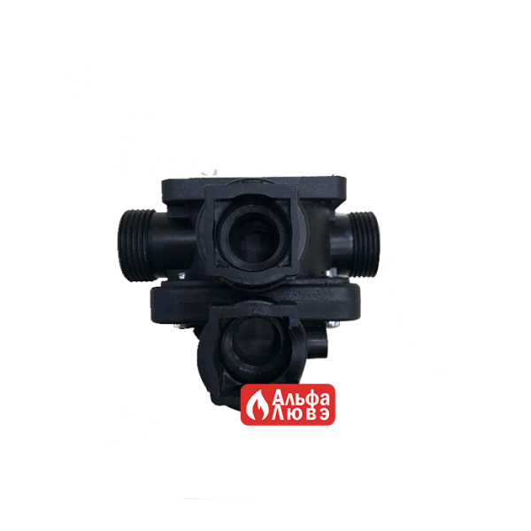 Гидравлическая часть трехходового клапана в сборе АОГВ 32-ЗП