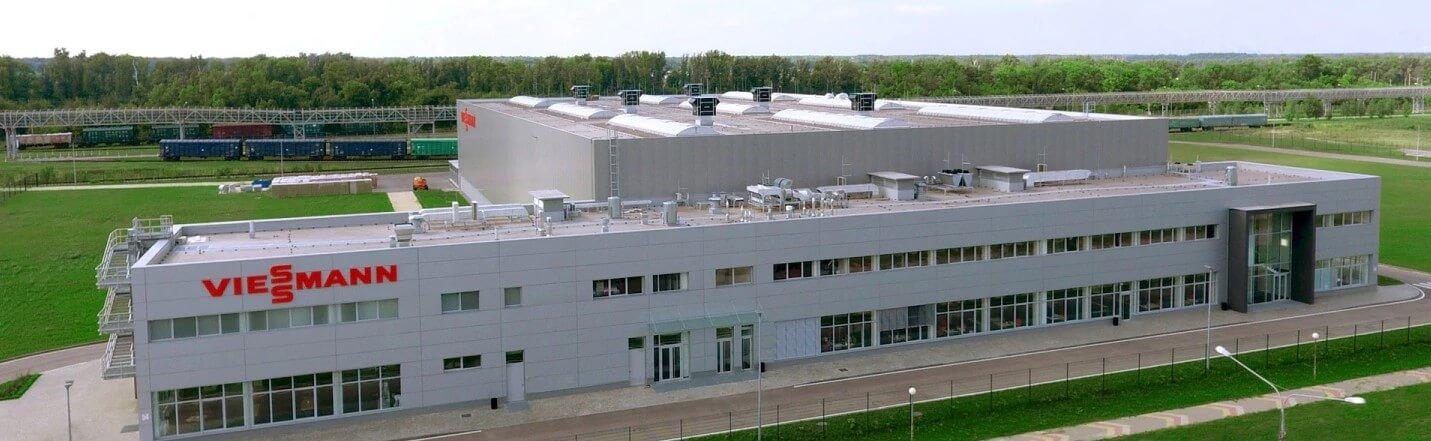 Завод Viessmann